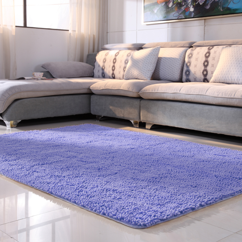 80x160cm 31quotx63quot Chenille Microfiber Carpets For Living Room Soft Highly Water Absorbing