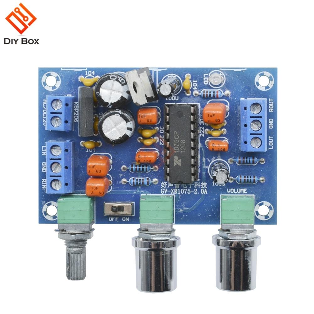 BBE Tone Tuning Board Module Effect Processor DC 12V~24V 3D Virtual Surround