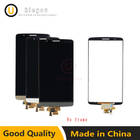 Original Tested Screen For LG G3 LCD Touch Screen Digitizer Assembly With Frame LG G3 Display