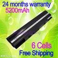 Alta qualiy 6 células bateria do portátil para asus 9coaas031219 a31-ul20 a32-ul20 ul20 ul20a ul20g ul20ft