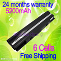 High Qualiy 6cells Laptop Battery for ASUS 9COAAS031219 A31-UL20 A32-UL20 UL20 UL20A UL20G  UL20FT