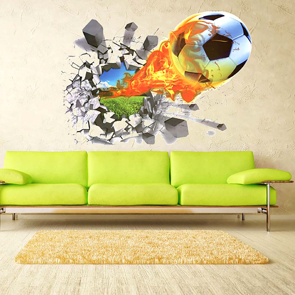 Exelent Football Wall Art Image - The Wall Art Decorations ...