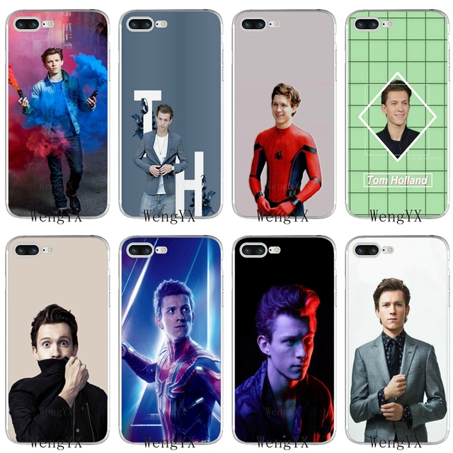 outlet store 27e78 38ecf US $1.99  Peter Parker Tom Holland Spiderman slim silicone TPU Soft phone  case For Samsung Galaxy J1 J2 J3 J5 J7 A3 A5 A7 2015 2016 2017-in ...