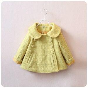 Image 3 - Nouvelle mode enfants manteau automne printemps bébé fille vêtements automne filles hauts enfants vêtements filles vestes