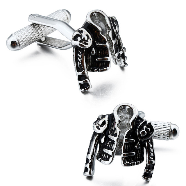 Cool Hero Armour Custom Man Shirt Cuff Links for Party Business Occasion