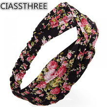 Здесь можно купить   Fashion Popular Women Cotton Turban Twist Knot Head Wrap Headband Knotted Hair Band Apparel Accessories