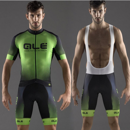 2018 Summer Breathable Cycling Clothing Quick-Dry Bike Sportswesr ALE Cycling Jerseys / Bicycle Wear Clothes -R83JS ckahsbi winter long sleeve men uv protect cycling jerseys suit mountain bike quick dry breathable riding pants new clothing sets