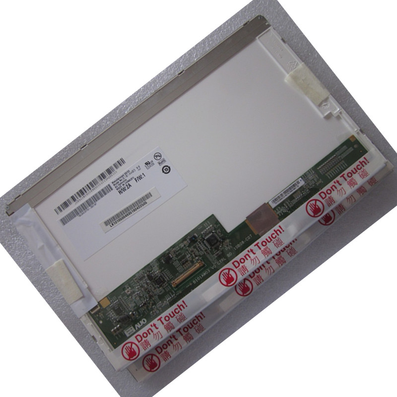10.1'' Lcd Matrix Screen B101AW03 LTN101NT02 For Hp Mini 110 3633TU