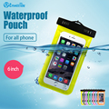 Tmalltide Clear Waterproof Bags Pouch Dry Cover Cases For iPhone 5S Case 4S 6S 7 Plus Case