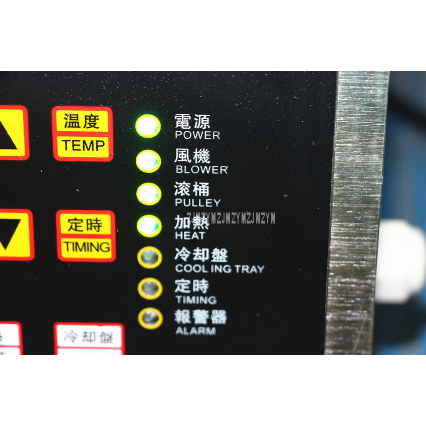 1KG Capacity Electric Coffee Roasting Machine Commercial Professional Coffee Bean Roaster Roasting Machine 220V/110V WB-A01 4