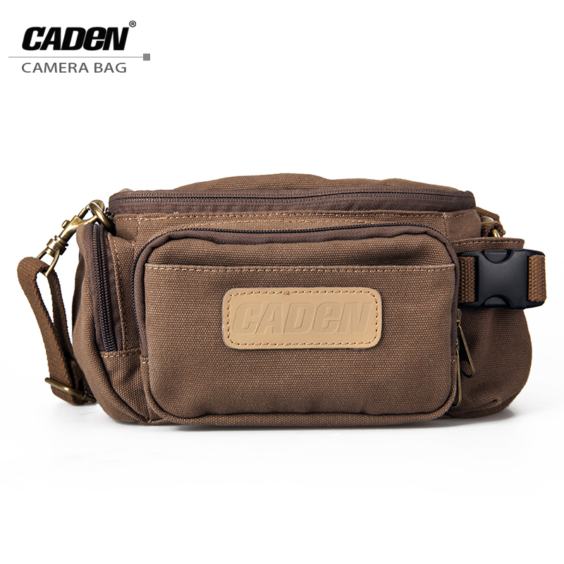 CADeN DSLR Camera Waist Bags Photo Video Digital Pack ...