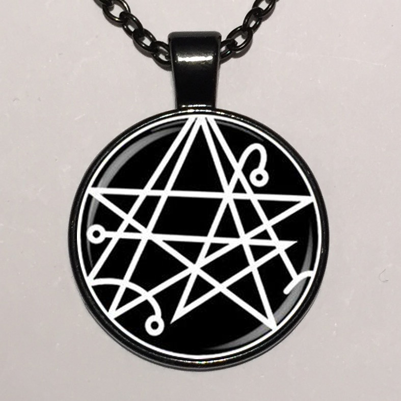 Hot glass dome jewelry necronomicon the elder signsigil of gateaway hot glass dome jewelry necronomicon the elder signsigil of gateaway pendant necklace fashion jewelry hz1 in pendant necklaces from jewelry accessories on aloadofball Choice Image