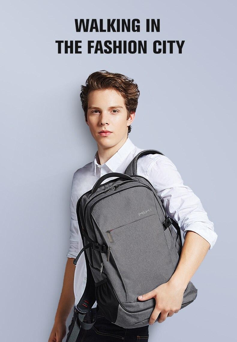 Mixi sac à dos pour ordinateur portable 1