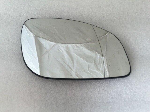 RH espelho Opel SIGNUM/lado Direito espelho de vidro da porta do carro para Opel Vectra C 2002-2008 RH aquecida