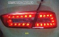 EOsuns задний свет, задний фонарь внутренний для Mitsubishi LANCER EX 2009 2015, бесплатная доставка