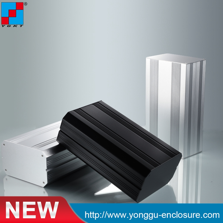цена на 160*94-250mm (WxHxL) New Aluminum Project Box Enclosure Case Electronic DIY Case