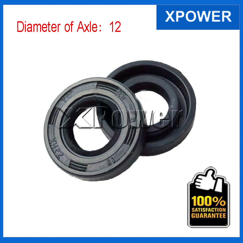 Free shipping Oil Seal for 370w Submersible Pump Water Pump Accessories Diameter of Axle 12mm free shipping 103 10 household booster pump mechanical seal oil seal water seal pump accessories