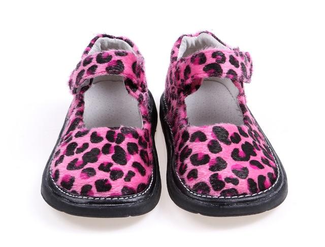 Девочки обувь леопарда набивные ткани коричневый ярко розовый красный черный белый малыша плоской подошве для девочек продажа скидка маленькая девочка