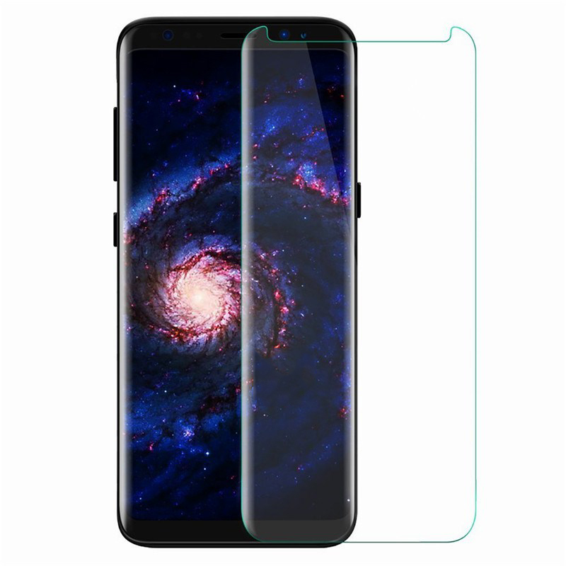 Suntaiho Tempered Glass for Samsung Galaxy Note9 Galaxy S9 plus Galaxy Note8 3D Full Cover Screen Protector Galaxy S8 Glass film