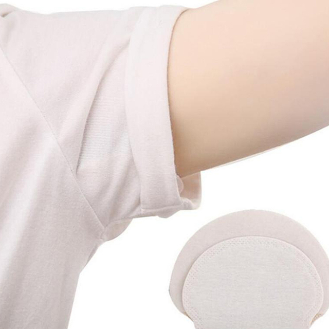 20 шт. одноразовые для подмышек колодки подмышки абсорбирующие колодки прокладки для подмышек щит подмышек Пот дезодорированные подушечки