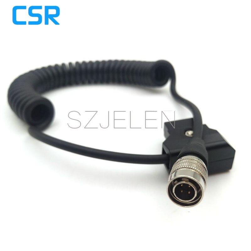 ZOOM F8/ Sound Devices 688 633 644 power line, D-TAP switch Hirose 4-pin plug connector постельные принадлежности sound choice sound sleep 3d doraemon smn001kt f