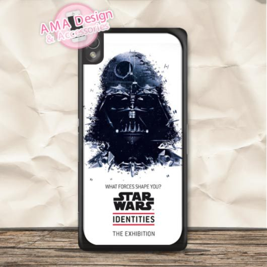 Darth Vader Star Wars Pattern Case For Sony Xperia Z5 Z4 compact Z3 Z2 Z1 Z C3 C T3 T2 E4 SP M4 M2