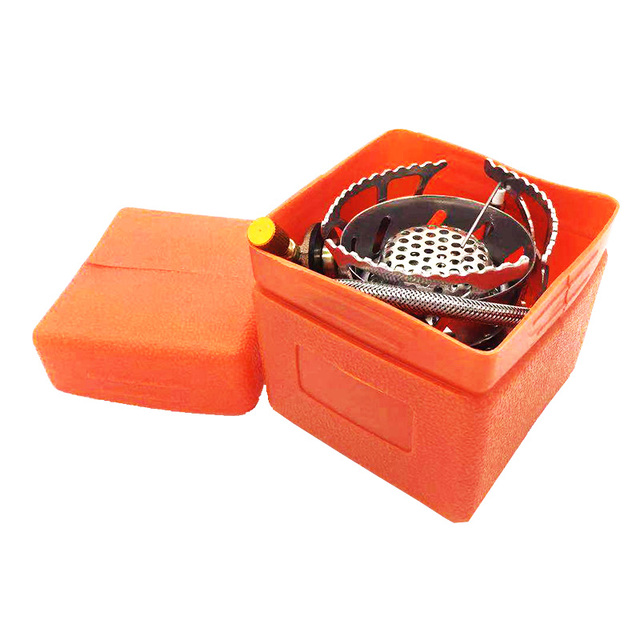 Camping Stove Ultralight Foldable 8