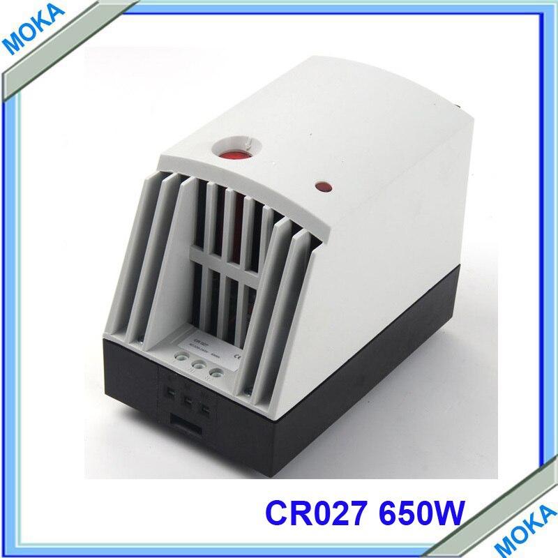 Offre spéciale! Pas cher!! 230 V 650 W radiateur soufflant électronique chauffage industriel CR027 haute qualité