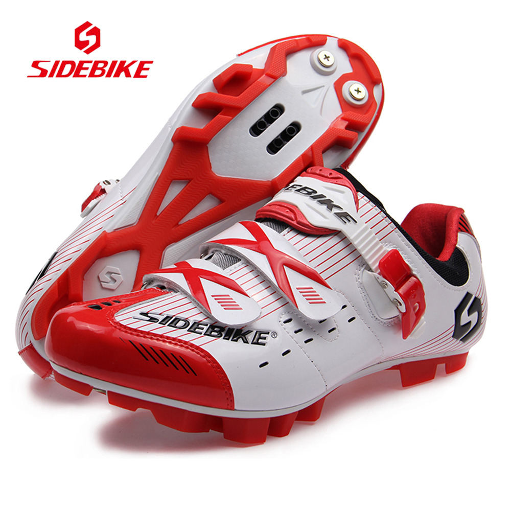 SIDEBIKE MTB Shoes Mountain Bike Racing Self-Locking Shoes Outdoor Sports Athlete Shoes Professional Lightweight Bicycle CyclingSIDEBIKE MTB Shoes Mountain Bike Racing Self-Locking Shoes Outdoor Sports Athlete Shoes Professional Lightweight Bicycle Cycling