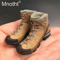 1/6 Scale Combat boots Model Toys US Army Shoes Toys For 12inch Action Figure Fit For HT Male Soldier Body m3