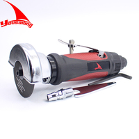 High Quality 3 Inches Mini Pneumatic Cutting Tool Air Tools Cutter Machine With High Speed