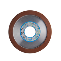 1pc Diamond Grinding Wheels 150 180 240 320 Grain For Carbide Milling Cutter Power Tool 125mm