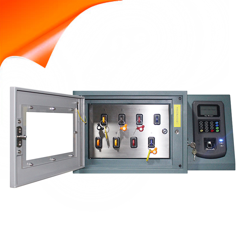 China biometric fireproof rfid key box-in Access Control