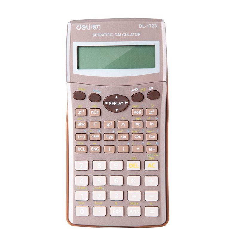 Büroelektronik Ehrlich 2018 Student Scientific Calculator Multifunktionale Zähler Computer Berechnung Schule Schreibwaren Calculadora
