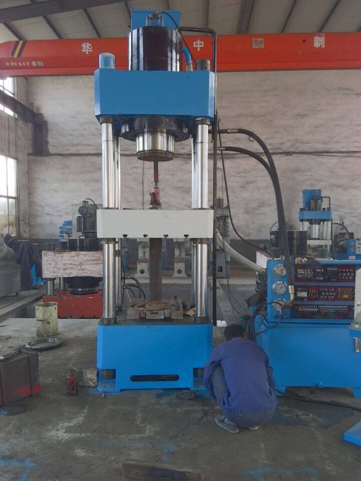 YTD32 160T electric hydraulic press machine shop machinery tools