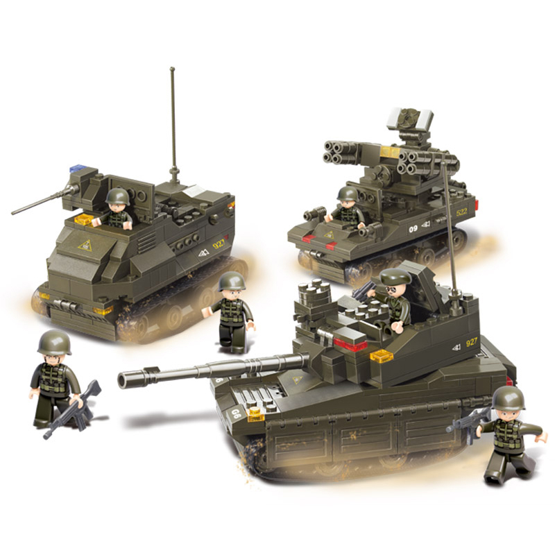 S Model Compatible with Lego B0290 609pcs Joint Military Models Building Kits Blocks Toys Hobby Hobbies For Boys Girls s model compatible with lego b0126 577pcs military cruiser sea models building kits blocks toys hobby hobbies for boys girls