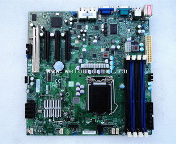 100% Working server Motherboard for X8SIL 3400 1156 Fully Tested
