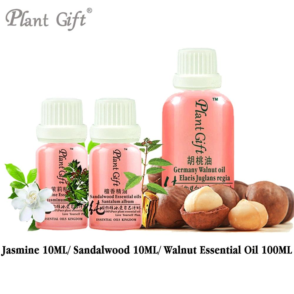Moisturize Skin Delay Aging 100 Pure Jasmine Sandalwood