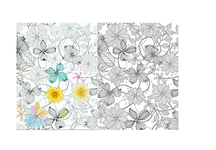 Inspiración vintage 50 coloriages anti stress (Volumen 2), libros ...