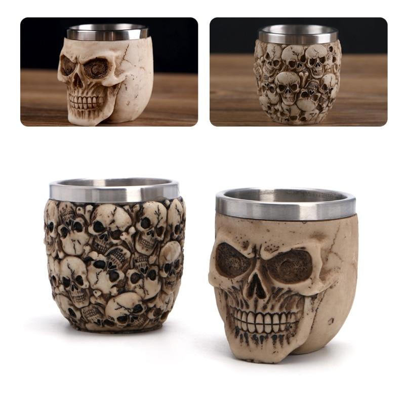 3D Trinkbecher Kaffeetasse Kaffeebecher Bierbecher Dekoration für Halloween