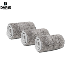 Mop-Head Cleaning-Cloth Microfiber-Spray Floor SDARISB The-Mop Household To 3PCS Paste