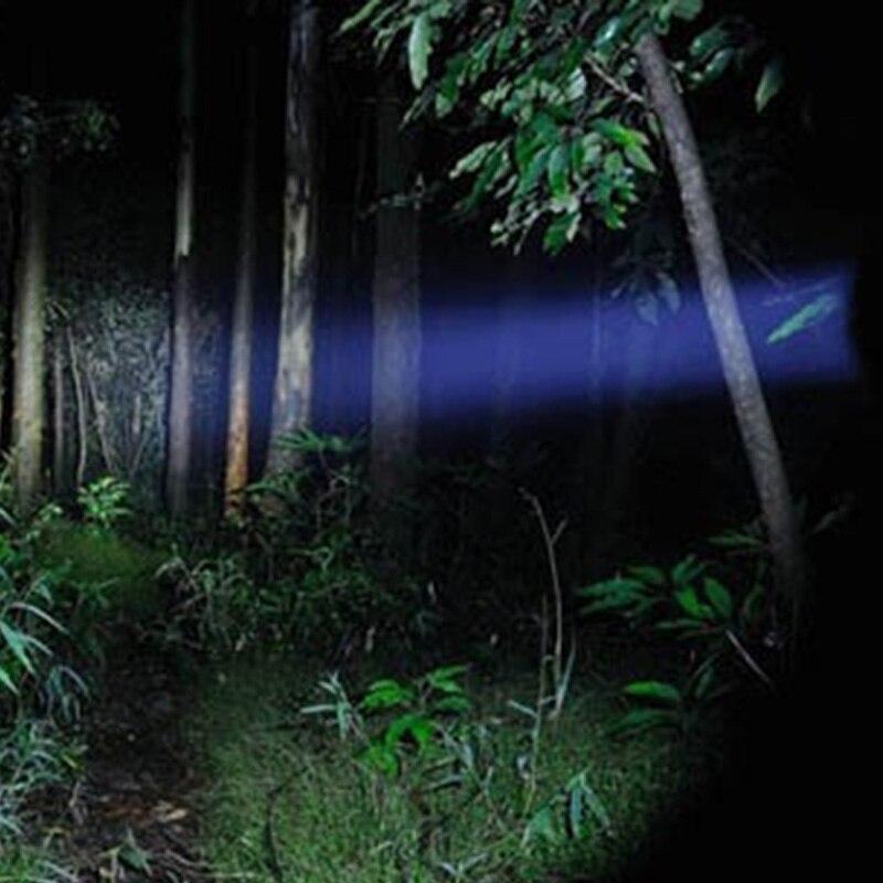 Lanternas e Lanternas À prova d' Água portátil Distância de Iluminação : 200-500 m