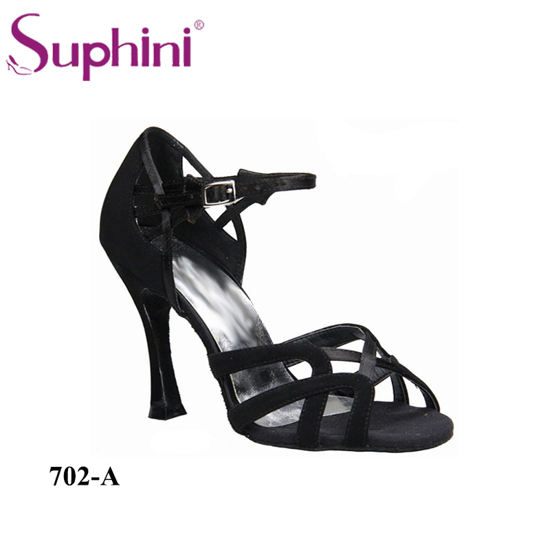 FREE SHIPPING 2017 Suphini Woman Professional Latin Dance Shoes, Satin Dance Shoe, Zapatos De Baile new original for lenovo thinkpad s5 s531 s540 lcd rear lid back cover top case black 04x1675 non touch 04x5206 touch