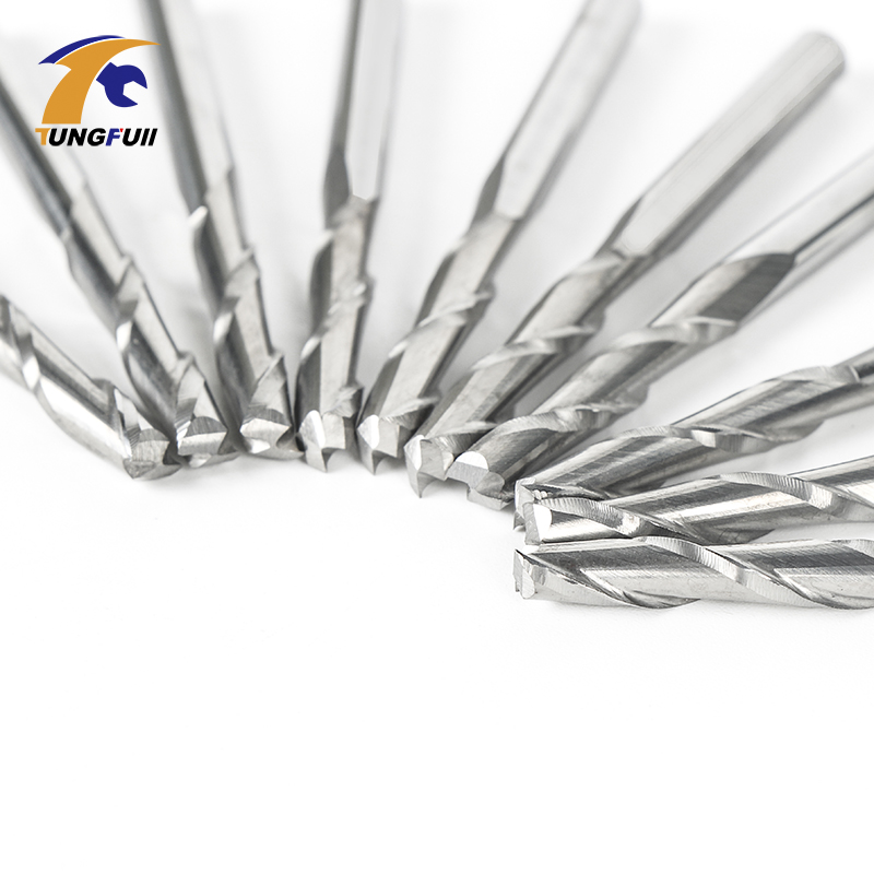 Fast Shipping 10pcs Carbide CNC Router Bits Two Flutes Spiral End Mills Double Flutes Milling Cutter Spiral PVC Cutter 4mm *22mm free shipping 5pcs carbide cnc router bits two flutes spiral end mills double flutes milling cutter spiral pvc cutter 6mm 32mm