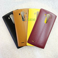 YOU KIT PU Leather Back Cover Lid Rear Battery Door Housing With NFC Chip Antenna For LG G4 H810 H811 H812 H815 VS986 LS991