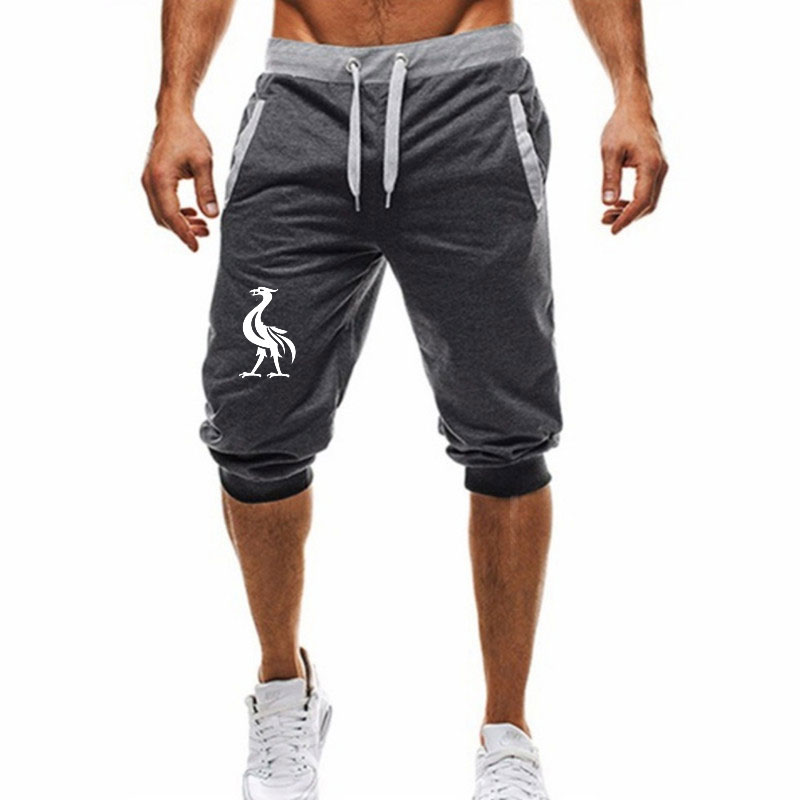 Mens Shorts Summer Casual Fitness Shorts Joggers Fashion Men Plus Size 3XL Trousers Sweatpants Short Homme Clothes(China)