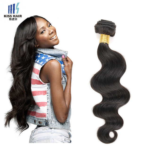 1 Bundle 8 28inch Indian Body Wave India Remy Human Hair Extensions