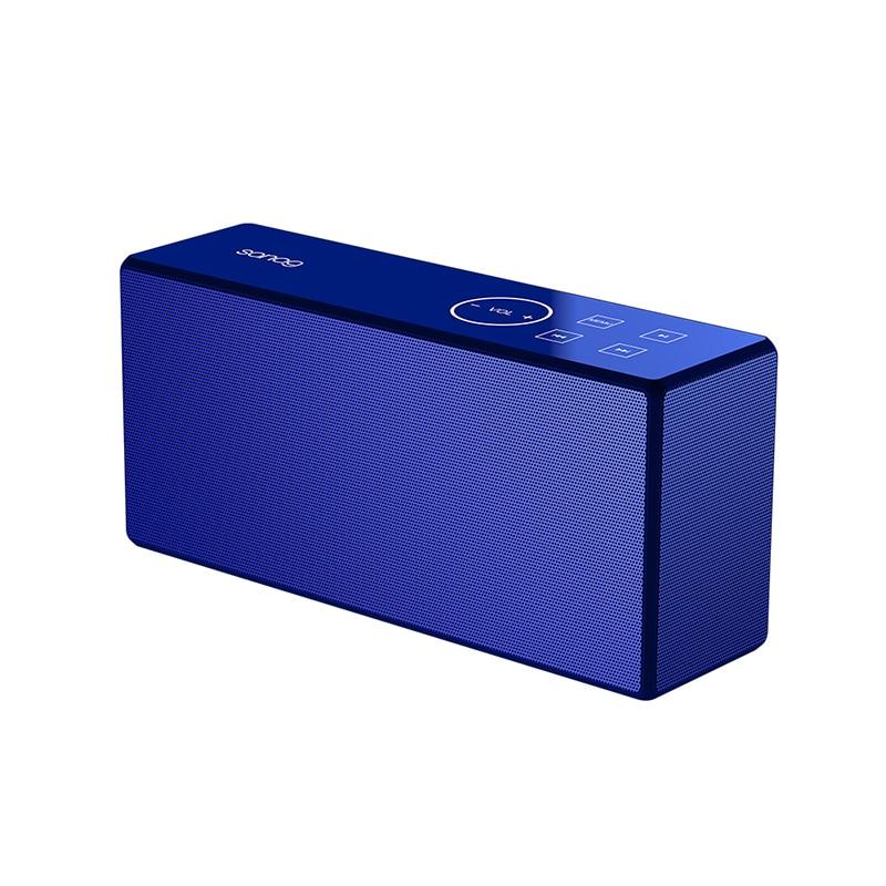 X8 Bluetooth Portable Wireless Bluetooth Speaker Column Subwoofer Music Sound Box LED Time Snooze FM Radio Alarm Clock Loudspeak