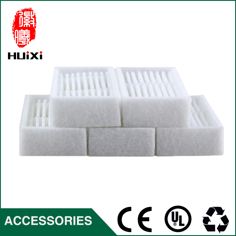5pcs White HEPA Filter High Quality to Filter Air for X600 ZN605 ZN609 ZN606 Vacuum Cleaner Parts rtm875t 605 rtm875t 606