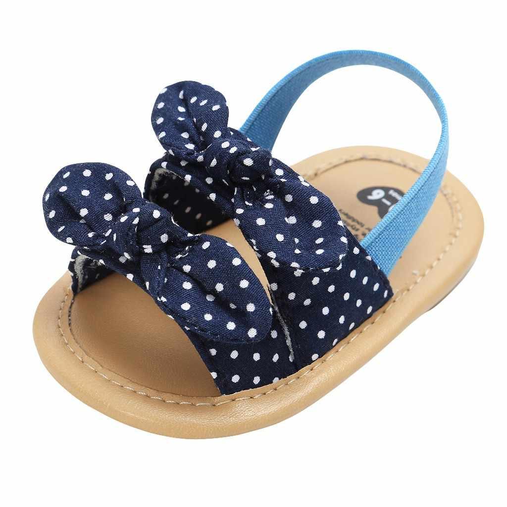 MUQGEW Cute Baby Girl Boys Flower Princess zapatos de moda para niños pequeños primeros Walkers chico zapatos casuales de verano para chico s 0-24M
